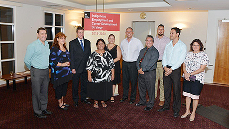 Indigenous Employment and Career Development Strategy launch