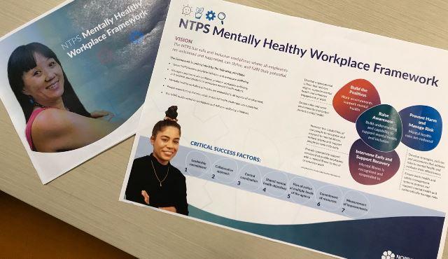 Mentally Healthy Workplace Framework Launch